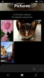 Microsoft Lumia 650 - Photos, vidéos, musique - Envoyer une photo via Bluetooth - Étape 7
