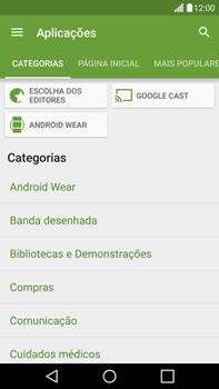 LG G4 - Aplicações - Como pesquisar e instalar aplicações -  6
