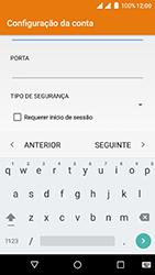 Wiko Fever 4G - Email - Configurar a conta de Email -  18