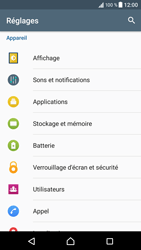 Sony Xperia XZ (F8331) - Applications - Supprimer une application - Étape 4