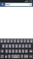 Samsung I9195 Galaxy S IV Mini LTE - Internet - Hoe te internetten - Stap 4