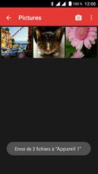 Crosscall Trekker M1 Core - Photos, vidéos, musique - Envoyer une photo via Bluetooth - Étape 12