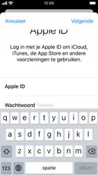 Apple iPhone SE - iOS 13 - Data - maak een back-up met je account - Stap 6