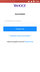 Nokia 3 - Android Oreo - E-mail - e-mail instellen (yahoo) - Stap 8