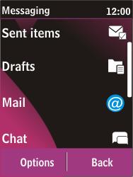 Nokia C2-03 - E-mail - Manual configuration - Step 4