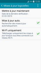 Samsung A500FU Galaxy A5 - Réseau - Installation de mises à jour - Étape 7