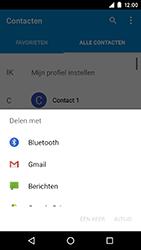 Motorola Moto G 4G (3rd gen.) (XT1541) - Contacten en data - Contacten overzetten via Bluetooth - Stap 7