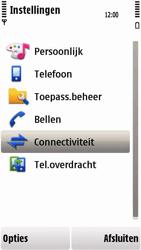 Nokia 5230 - MMS - handmatig instellen - Stap 4