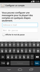 Huawei Ascend P6 LTE - E-mail - Configuration manuelle (outlook) - Étape 6