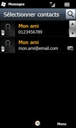 Samsung I8000 Omnia II - MMS - envoi d'images - Étape 7