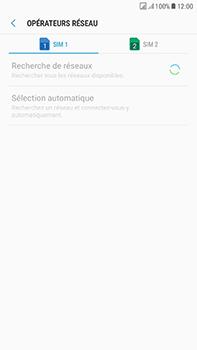 Samsung Galaxy J7 (2017) - Réseau - Sélection manuelle du réseau - Étape 9