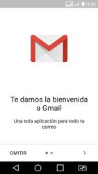 LG K4 (2017) - E-mail - Configurar Gmail - Paso 4