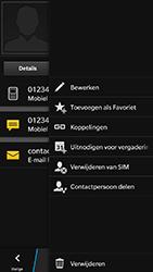 BlackBerry Z30 - Contactgegevens overzetten - delen via Bluetooth - Stap 5
