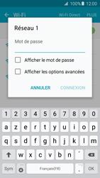 Samsung G903F Galaxy S5 Neo - WiFi et Bluetooth - Configuration manuelle - Étape 7