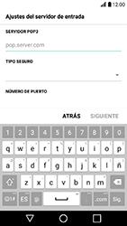 LG K10 (2017) - E-mail - Configurar correo electrónico - Paso 10