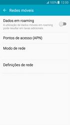 Samsung Galaxy J5 - Internet no telemóvel - Como configurar ligação à internet -  7
