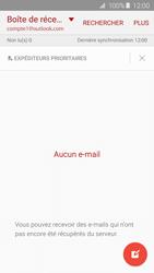 Samsung A310F Galaxy A3 (2016) - E-mail - Configurer l