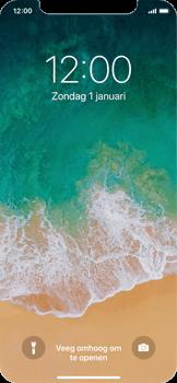 Apple iPhone X - Device maintenance - Een soft reset uitvoeren - Stap 4