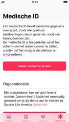 Apple iPhone 8 (Model A1905) - Beveiliging en ouderlijk toezicht - SOS-noodmelding gebruiken op je iPhone - Stap 11