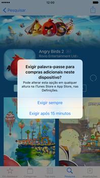 Apple iPhone 7 Plus - Aplicações - Como pesquisar e instalar aplicações -  17