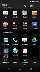 HTC Desire 816 - SMS - configuration manuelle - Étape 4