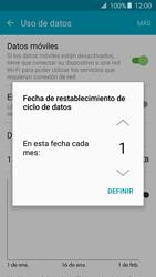 Samsung Galaxy A5 (2016) - Internet - Ver uso de datos - Paso 7