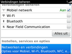 BlackBerry 9360 Curve - Internet - Aan- of uitzetten - Stap 4