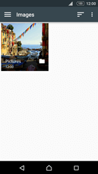 Sony Xperia M5 - Mms - Envoi d