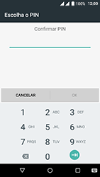 Wiko Fever 4G - Segurança - Como ativar o código de bloqueio do ecrã -  8