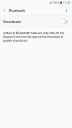 Samsung Galaxy A5 (2017) (A520) - Bluetooth - Conectar dispositivos a través de Bluetooth - Paso 6