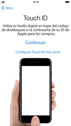 Apple iPhone 6s - iOS 11 - Primeros pasos - Activar el equipo - Paso 11