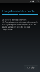 Samsung G900F Galaxy S5 - Applications - Créer un compte - Étape 15