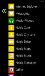 Nokia Lumia 820 LTE - Internet - Internet browsing - Step 2