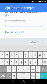 Huawei Mate 8 - E-mail - 032a. Email wizard - Gmail - Étape 10