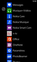 Nokia Lumia 925 - Contact, Appels, SMS/MMS - Envoyer un MMS - Étape 3