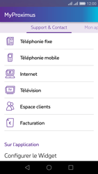 Huawei Honor 5X - Applications - MyProximus - Étape 21