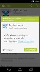 Acer Liquid Z500 - Applicaties - MyProximus - Stap 10