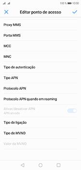 Huawei P20 - MMS - Como configurar MMS -  12