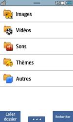Samsung Wave 723 - Photos, vidéos, musique - Envoyer une photo via Bluetooth - Étape 4