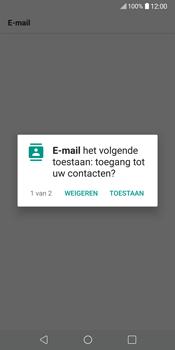 LG V30 (H930) - E-mail - Account instellen (IMAP zonder SMTP-verificatie) - Stap 20
