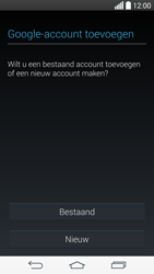 LG G3 4G (LG-D855) - Applicaties - Account aanmaken - Stap 4