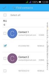 Alcatel Pixi 3 - 3.5 - MMS - Sending a picture message - Step 6