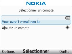 Nokia C3-00 - E-mail - envoyer un e-mail - Étape 3