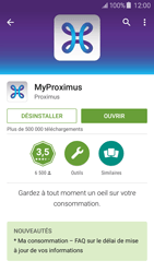 Samsung J500F Galaxy J5 - Applications - MyProximus - Étape 10