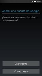 HTC One M8 - E-mail - Configurar Gmail - Paso 9