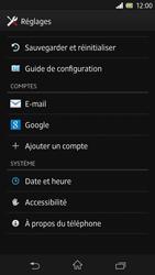 Sony C6603 Xperia Z - Réseau - Installation de mises à jour - Étape 5
