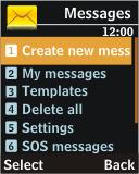 Samsung J700 - E-mail - Sending emails - Step 4