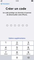 Apple iPhone 8 - Premiers pas - Créer un compte - Étape 13