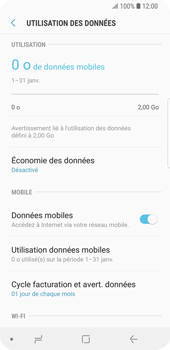 Samsung Galaxy S9 - Internet - Configuration manuelle - Étape 6