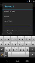 Acer Liquid Jade S - Wifi - configuration manuelle - Étape 6